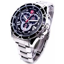 Relógio Espião Full Hd® 1080p 8gb Micro Cameras Espias Infra