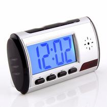 Relógio Espião Camera Espiã Micro Câmera Secreta