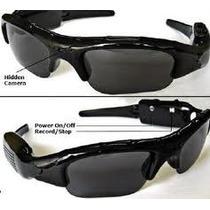 Óculos Espião Spy Filma Grava C/ Cartão 16gb Lançamento Novo
