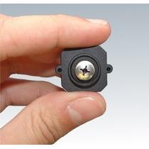 Micro Camera Espiã Em Formato De Parafuso (áudio E Vídeo)