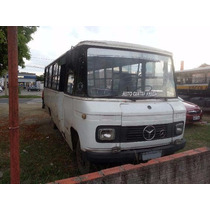 Micro Onibus Mb 608/1978 - Ideal P/ Foodtruck E Motorhome