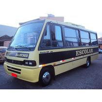Micro Onibus Urbano Mpolo Senior / Mb814 / 1998 / 25 Lugares