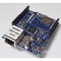 Shield/módulo Internet/ethernet Para Arduino W5100