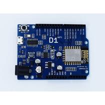 Placa Wemos D1 Esp8266 Wifi Compatível Com Arduino Uno