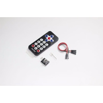 Kit Emissor Receptor Infravermelho Ir +controle Arduíno