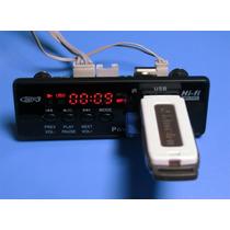 Módulo Mp3 Player Para Amplificadores De Áudio Com Controle