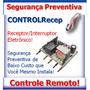 Kit Fácil Controlight Receptor Digital Portões E Automações