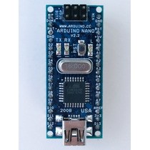 Placa Arduino Nano V3.0 Avr Atmega328 P-20au + Cabo Usb