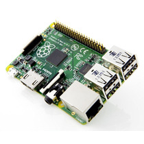 Raspberry Pi Model B+ 512mb 4 Usb + Clear Case