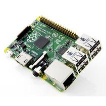 Raspberry Pi Model B+ 512mb 4 Usb, Fonte 5v,2a - Modelo Novo