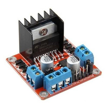 Motor Driver Ponte H L298n E Código Arduino
