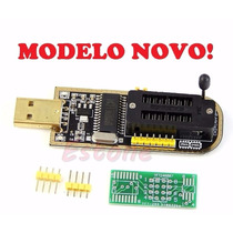 Gravador Usb Flash Eprom Spi Bios Series 24xx 25xx