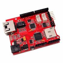 Seeeduino Arduino Mega328 + Ethernet W5100 + Sd Card