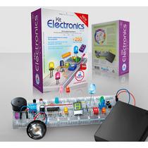 Kit De Eletronica Para Se Divertir Com A Eletrônica