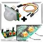 Sensor Presença E Movimento + Cabo + Cód Exemplo Arduino