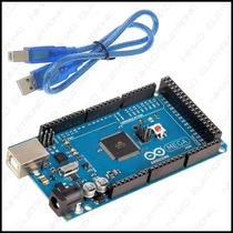 Arduino Mega 2560 R3 - Cabo Usb - Made In Italy