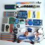 Kit Arduino Uno 40 Itens + Cd Com Um Curso.