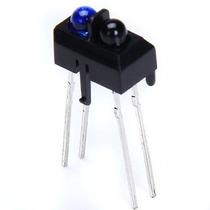 5 Peças Sensor Óptico Reflexivo Ir(infravermelho) Tcrt5000