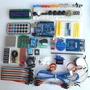 Kit Arduino Uno 40 Itens + Ethernet Shield + Cd Com Curso.