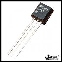 1 Ci Lm35dz / Lm35 / Lm 35/ Sensor De Temperatura P/ Arduino