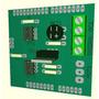 Placa Dimmer Shield Digital (arduino) P/ Montar Baixo Custo