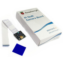 Camera 5mp Para Raspberry Pi Noir + Cabo Flat Pronta Entrega