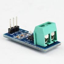 Sensor Corrente 30a Arduino Pic Atmega Arm Módulo