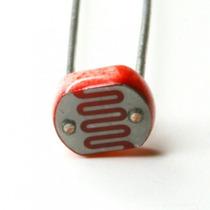 5 X Ldr 5mm, Sensor De Luz Para Arduino, Pic E Outros Mc