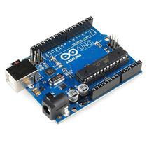 Arduino Uno R3 Rev3 Atmega328 Com Cabo Usb - Automação