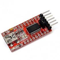 Mini 5 V / 3.3 V Ft232rl Ftdi Usb Para Ttl Serial Arduino