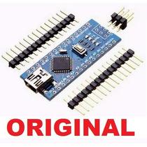 Arduino Nano 3.0 Atmega328 Ch340 Micro Mini Usb (sem Cabo)