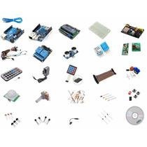 Arduino Kit Uno R3 - Brinde - Avançado Com Fonte - 310 Pcs