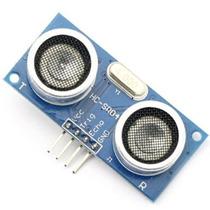 Módulo Sensor Ultra Sônico Distância Hc-sr04 Arduino