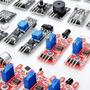 Kit Com 37 Módulos / Sensores Para Arduino, Pic, Rasp Berry