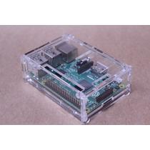 Case Acrilico Para Raspberry Pi 2 - Pronta Entrega