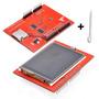 Display Tft 2.4 Touch Screen Lcd Shield Para Arduino
