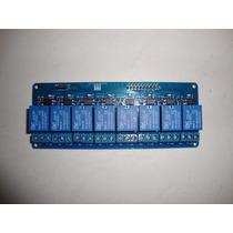 Arduino - Placa Com 8 Relés