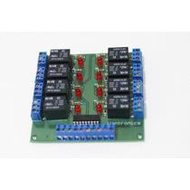 Arduino Placa 8 Reles
