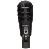 Superlux - Microfone Para Instrumentos (grave) Pra-218a