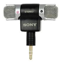 Mini Microphone Stereo Sony (3.5mm Jack)