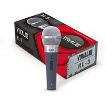 Microfone Com Fio Para Igreja Bom Bonito Barato Aprovado Kl5