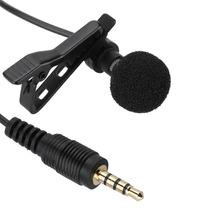 Microfone De Lapela P/celular /iphone Android Frete Grátis