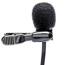 Microfone Azden Ex-503i Studio Pro Lapela Smartphones Tablet