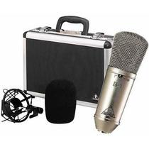 Microfone Condensador Behringer B-1 + Brinde