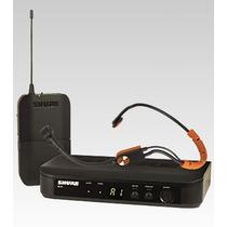 Microfone S/ Fio Shure Blx14br/sm31 Headset Cheiro De Música