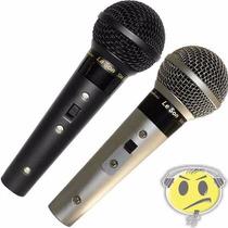 Microfone Leson Sm58 B Vocal Profissional P R O M O Ç Ã O