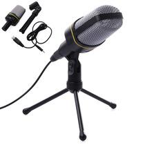 O Som Do Microfone Condensador Mic Estúdio De Gravação St