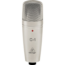 C1 Microfone Behringer C1 B Condensador Estudio C1. Nf+gtia