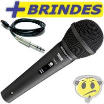 Microfone Vocal Novik Neo Fnk5 Profissional Cápsula Alemã