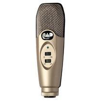 Microfone Condensador Cardioide Studio Cad U37 Usb Mac Win